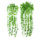 Home Decor Flower Vine Sikl Artificial Leaf Wedding Plants Fake Foliage Plastic