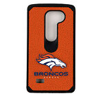 LG Leon 4G LTE / Tribute 2 - HARD HYBRID ARMOR NFL FOOTBALL PHONE CASE COVERS