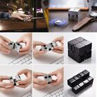 2017Funny Infinity Cube EDC Mini For Stress Relief Fidget Anti Anxiety Stress UK
