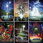 FANTASY NEW AGE GREETING CARDS - BY PETER PRACOWNIK