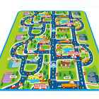 Baby City Road Play Floor Mat Large Kids Children Toy Foam Crawling Carpet Rugs