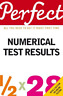 MOUTAFI/NEWCOM-PERFECT NUMERICAL TEST RESULTS  (UK IMPORT)  BOOK NEW
