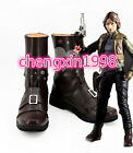NEW Rogue One: A Star Wars Story Jyn Erso Brown Boots Cosplay Shoes Custom V.73 $53.1 USD
