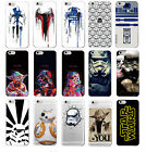 Star Wars Character Movie Storm Trooper Darth Vader Yoda Soft Phone Case iPhone $2.99 USD