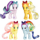 My Little Pony Equestria Explore Horse Doll Flowing Mane Glitter Bow