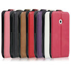 Magnetic Vertical Flip PU Leather Photo Frame Cellphone Case Cover For Vodafone