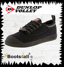 New Dunlop Volley Black Men's Work Safety Boots Shoes Steel Toe BEST SELLER