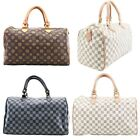 NEW DUFFEL STYLE WOMENS FAUX LEATHER PATTERNED DESIGNERS BAG HANDBAG