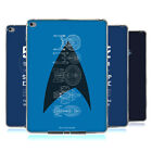 OFFICIAL STAR TREK SHIPS OF THE LINE SOFT GEL CASE FOR APPLE SAMSUNG TABLETS