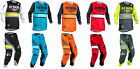 NEW 2018 FLY KINETIC ERA MOTOCROSS MX DIRT BIKE GEAR COMBO ALL COLORS ALL SIZES