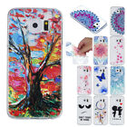 Ultra thin Soft Silicone TPU Rubber Gel Back Skin Case Cover For Samsung Galaxy