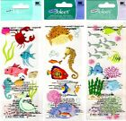 U CHOOSE A Touch Of Jolee's Stickers SEA CREATURES SEALIFE SOUTH FISH AND CORAL