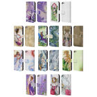 OFFICIAL MEREDITH DILLMAN FAIRY LEATHER BOOK CASE FOR APPLE iPOD TOUCH MP3