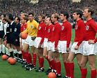 ENGLAND v WEST GERMANY 1966 WORLD CUP LINE UP 03 PHOTO PRINTS OR MUGS