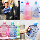 Large BPA Free Sport Gym Training Home School Work Drink Water Bottles 1 Litre