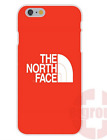 Soft TPU Silicon Cover The North Face Fashion Clothing Brand Logo iPhone