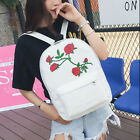 Womens Travel Backpack Canvas Shoulder Bags School Girl Fashion Bookbag Rucksack
