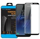 Premium Samsung Galaxy S8 S8 Plus Tempered Glass Full Coverage Screen Protector