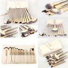 Professional Makeup Brushes Cosmetic Make Up Brush Tools Set with Bag Case N98B
