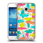 HEAD CASE DESIGNS ABSTRACT STROKES SOFT GEL CASE FOR SAMSUNG PHONES 4