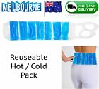 Reusable Heat Hot Cold Pack Lower Back Neck Pad Belt Leg Heating Gel Eyes Face