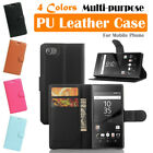 Sony Xperia Z5 Premium Leather Case PSC Cover Skin Wallet Card Pouch Stand Folio