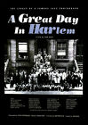 A GREAT DAY IN HARLEM (DIZZY GILLESPIE) 01 GLOSSY FILM POSTER PHOTO PRINTS