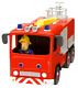 Fireman Sam - Friction Powered Fire Engine with Figure Ages 3 Years + Toy
