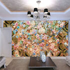 Photo Wallpaper COLORFUL FLOWERS NATURE Wall Mural (3132VE)