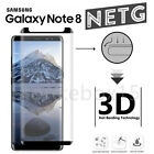 Samsung Galaxy Note 8  3D Tempered Glass Full Coverage Screen Protector