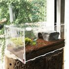 Reptile Cage Breeding BoxTarantulaInsect Lizard Snake Amphibian Frog Turtle Gift