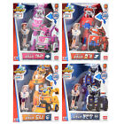 Super Wings Private Car Transforming Robotsuit 4 Characters NEW Robot Suit