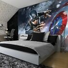 Photo Wallpaper MARVEL AVENGERS BOYS TEENAGER Wall Mural (965VE)