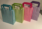 Gift Bags Wedding Presents Party Bag Stripe Kid Party - 18x22x8cm Small Size