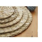 Natural Straw Water Hyacinth Weave Woven Placemat Tablemat Kitchen Dinner Mat
