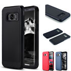 For Samsung Galaxy S8+/S8 Phone Case Slim Shockproof Heavy Duty TPU Armor Cover