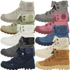 Palladium Pallabrouse Baggy Boots Schuhe Damen High Top Sneaker Stiefel 92478