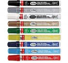 TESTORS ENAMEL PAINT MARKER Pen Multi Purpose  Surface HOBBY Craft PICK COLOR