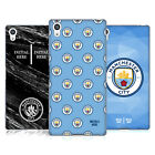 PERSONALISED MANCHESTER CITY MAN CITY FC 2017/18 CASE IN GEL PER SONY TELEFONI 2