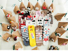 Cute Women Ladies Soft Warm Fluffy Bed Socks Gental Grip Animal Lounge Slipper