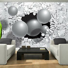 Photo Wallpaper ABSTRACT BALLS IN 3D Wall Mural (2914VE)