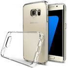 Ultra Clear Thin Soft Silicone TPU Case Cover For Samsung Galaxy S7, S8, S8 Plus
