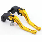 For KAWASAKI GTR1400 NINJA ZX-14 NINJA ZX-14R ZZR 1400 Short Brake Clutch Levers