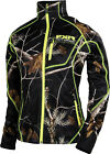 FXR Womens Realtree™AP Black Elevation Pile Zip-Up Jacket