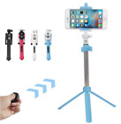 Selfie Stick Monopod Phone Tripod with Bluetooth And Extendable Remote Shutter