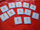 BABY FLASH CARDS - BLACK & WHITE STIMULATION ANIMALS COLOURS SHAPES NUMBERS A-Z