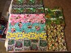 NEW Fabric Material Sewing ANIMALS Monkey, Owls, Ducks, Jungle Sold by the yard