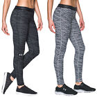 Under Armour Womens Favourite Printed Leggings New UA Training Gym Pants Tights