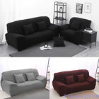 1/2/3 Seater Protector Couch Cover Sofa Cover Slipcover Full Skidproof Cloth SK8