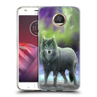 OFFICIAL ANNE STOKES WOLVES SOFT GEL CASE FOR MOTOROLA PHONES
